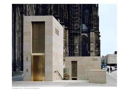 Museums by Steinbruchbetriebe Grandi GmbH