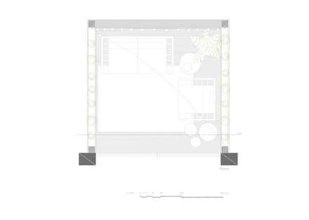 Terraza de 3x3: Terrazas de estilo  de EMS interiorismo