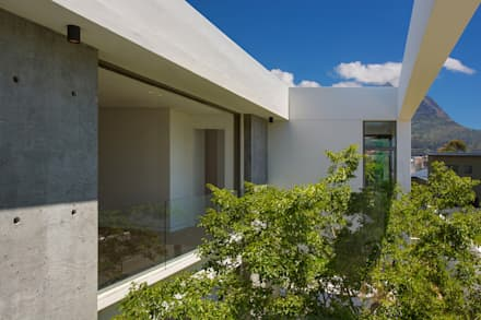 FIRTH 114802 by Three14 Architects: minimalistic Garden by Three14 Architects
