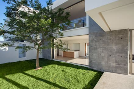 FIRTH 114802 by Three14 Architects: minimalistic Houses by Three14 Architects