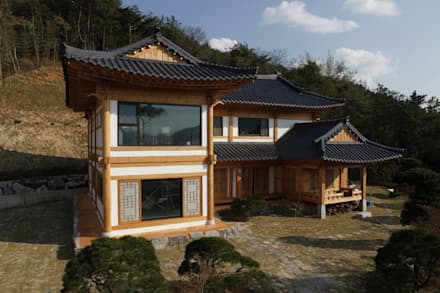 asian Houses by Daehan Housing