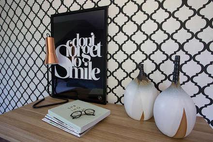 Sypialnia Toto Design: styl , w kategorii Sypialnia zaprojektowany przez Toto Design
