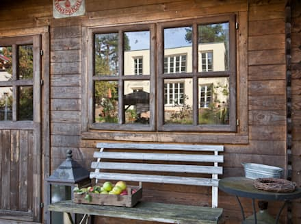 Haus Woltersdorf: klassische Häuser von Müllers Büro