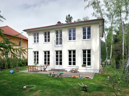 Haus Falkensee 2: klassische Häuser von Müllers Büro