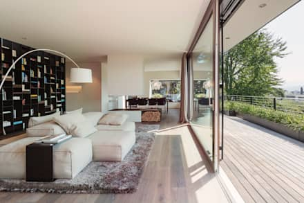 Ideen & Inspiration für moderne Wohnzimmer | homify