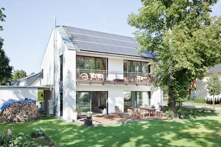 Haus Dalggow-Döberitz: klassische Häuser von Müllers Büro
