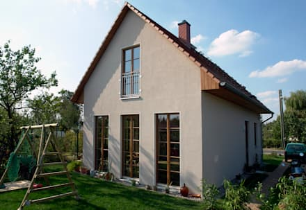 Haus Weißensee: klassische Häuser von Müllers Büro