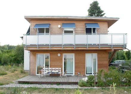 Haus Heiligendamm: klassische Häuser von Müllers Büro