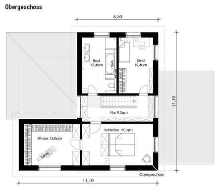 Haus Kladow: klassische Häuser von Müllers Büro