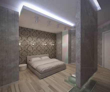 eclectic Bedroom by homify
