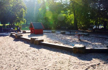 Munder und Erzepky Landschaftsarchitekten의  전시장