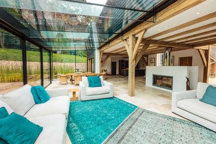 Internal photo: modern Living room by Trombe Ltd