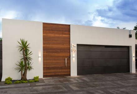 Casas minimalistas homify homify for Casa moderno kl