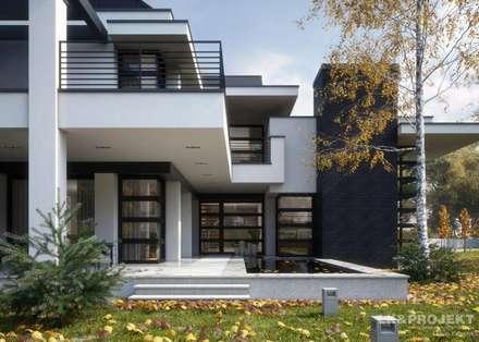 Einfach fabelhaft! : moderne Häuser von LK&Projekt GmbH