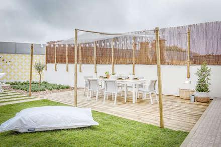 Querido mudei a casa episódio # 2503: Jardins escandinavos por Homestories