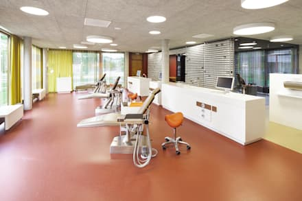 Office Orthodontist:  Clinics by BuroKoek