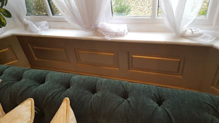 Georgian Style Panelling:  Walls by The UK's Leading Wall Panelling Experts Team