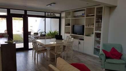 Casa Pellegrini: Comedores de estilo moderno por Articular Arquitectura