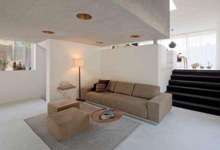 haus 3m interior moderne wohnzimmer von destilat design studio gmbh - Moderne Wohnzimmer