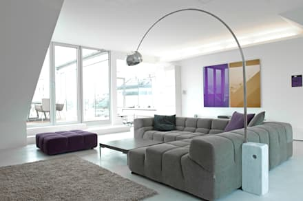 wohnzimmer einrichtung, design, inspiration und bilder | homify - Moderne Wohnzimmer Design