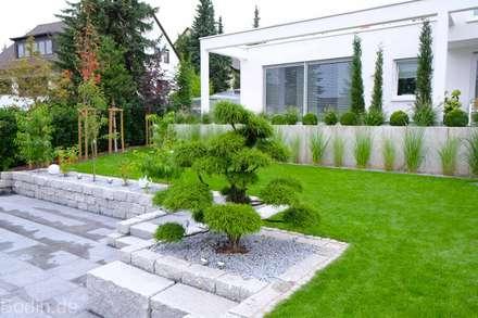 Moderne Gartengestaltung, Ideen Und Bilder | Homify