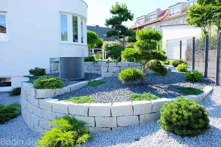 moderne gartengestaltung, ideen und bilder | homify - Moderne Gartengestaltung