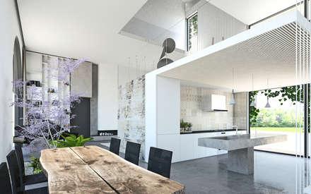 Nhà bếp by DFG Architetti