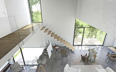 mediterranean Study/office by DFG Architetti