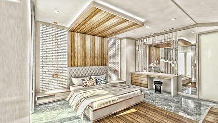 RADIO TPU – Sin Villa: modern tarz Yatak Odası