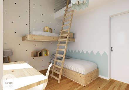scandinavian Nursery/kid's room by Homestories