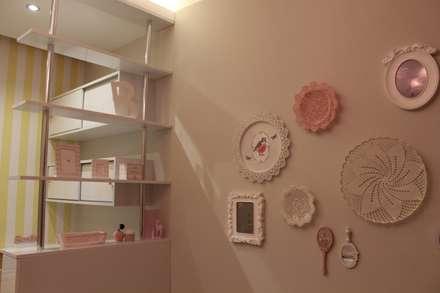 Kare Mimarlık – Çocuk Odası Başakşehir: iskandinav tarz tarz Çocuk Odası