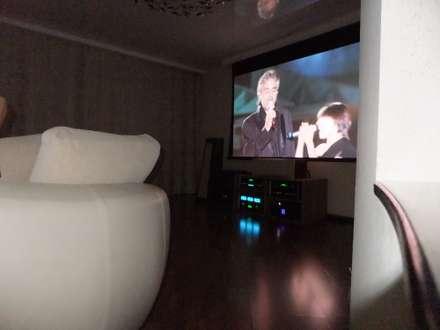 Домашний кинотеатр: Медиа комнаты в . Автор – Салон домашних кинотеатров ТЕХНОКРАТ