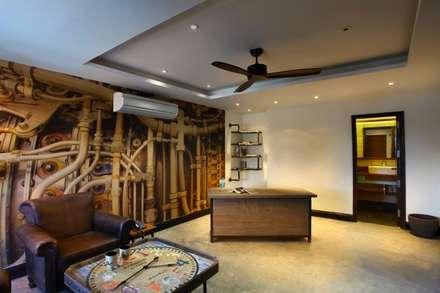 :  Corridor & hallway by groupDCA