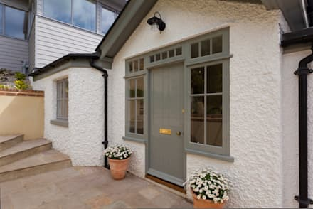 Full renovation Project: modern Houses by J.J.Mullane Ltd