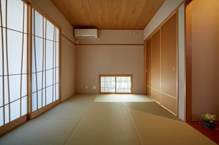 Something Four : stage Y's 一級建築士事務所が手掛けた和室です。