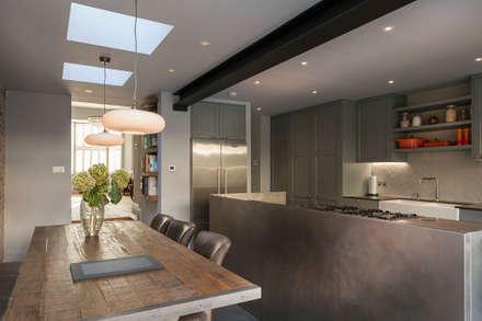 industrial Kitchen by Blankstone