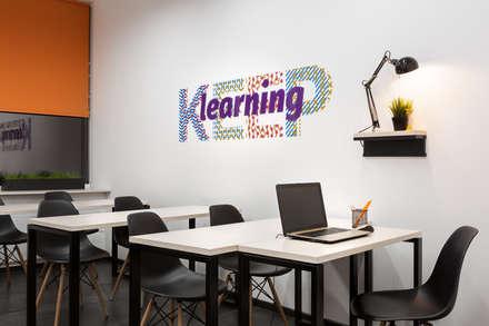 Group study room: Школы и учебные заведения  в . Автор – The Goort