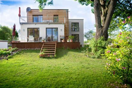 Puristenhaus #1: moderne Häuser von HunoldHaus
