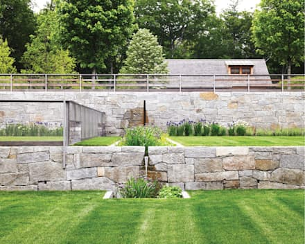 This sommer, amazing project: rustikaler Garten von Paul Marie Creation