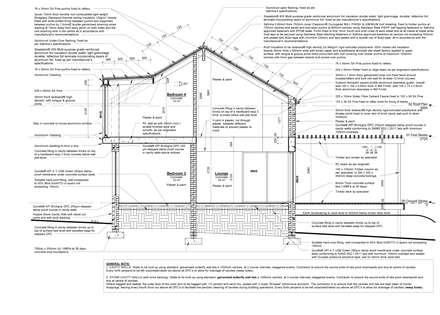 منازل تنفيذ Architects Unbound (Pty) Ltd.