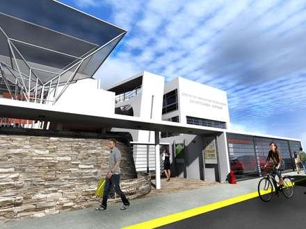 : Anexos de estilo moderno por Paz Ingenieros & Arquitectos
