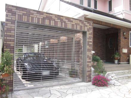 eclectic Garage/shed by エクステリアモミの木 | エクステリア&ガーデンデザイン専門店