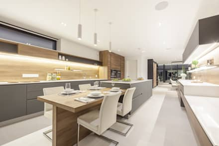 Wick Lane, Christchurch By Jigsaw Interior Design: modern Kitchen by Jigsaw Interior Architecture