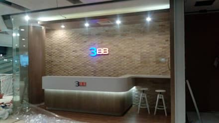 Commercial Spaces by PKK group
