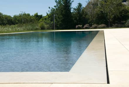 Dune House: modern Pool by SA-DA Architecture