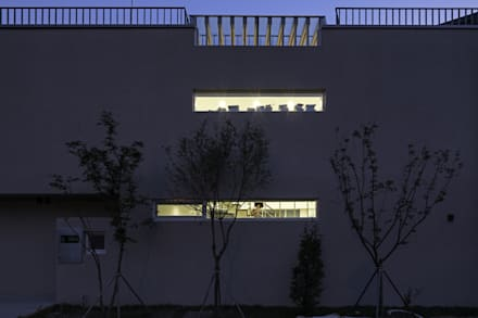 대구 주택 _ 서가네     Daegu Gachang House _ seogane: GPA architects의  주택