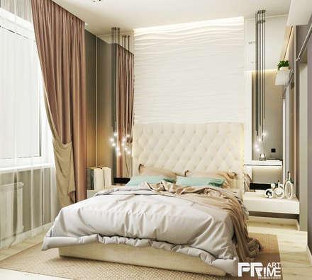 спальня-гостиная: Спальни в . Автор – 'PRimeART'