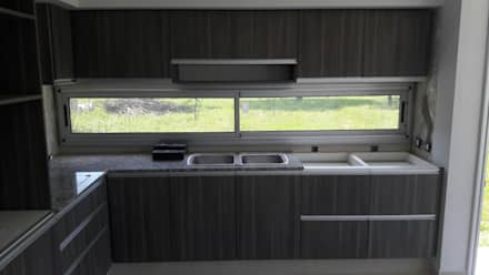 ห้องครัว by VHA Arquitectura
