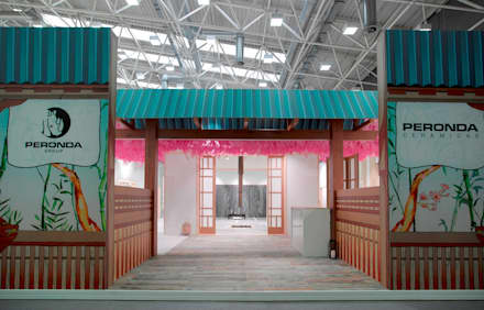 Exhibition centres by empaperart