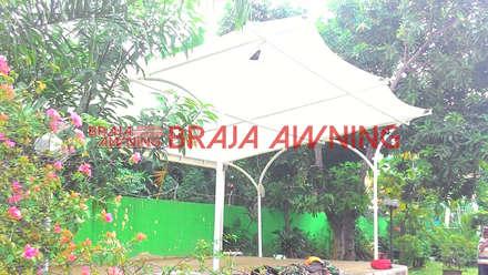 Tenda Membrane taman publik:  Taman by Braja Awning